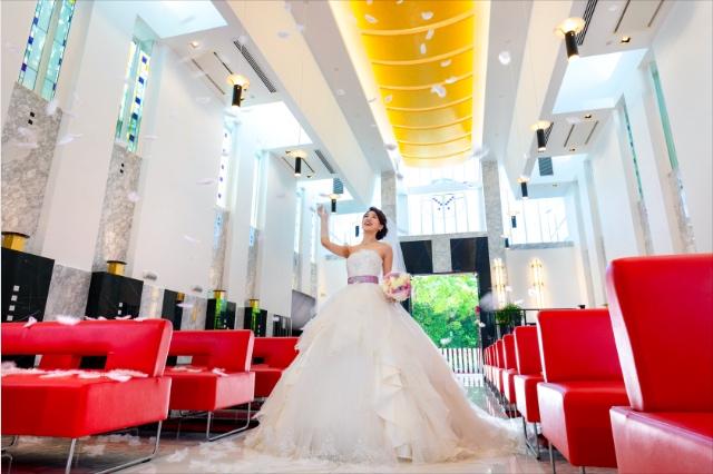 「結婚式を挙げたい!」を叶えたい 結婚式プレゼントキャンペーン