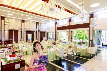 結婚式と60名様からのプレミアム☆限定Plan